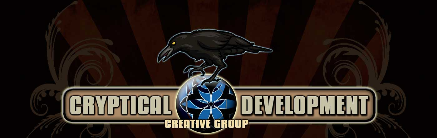 Cryptical Development Creative Group - Graphic Art, Web Design, Concert Poster Design